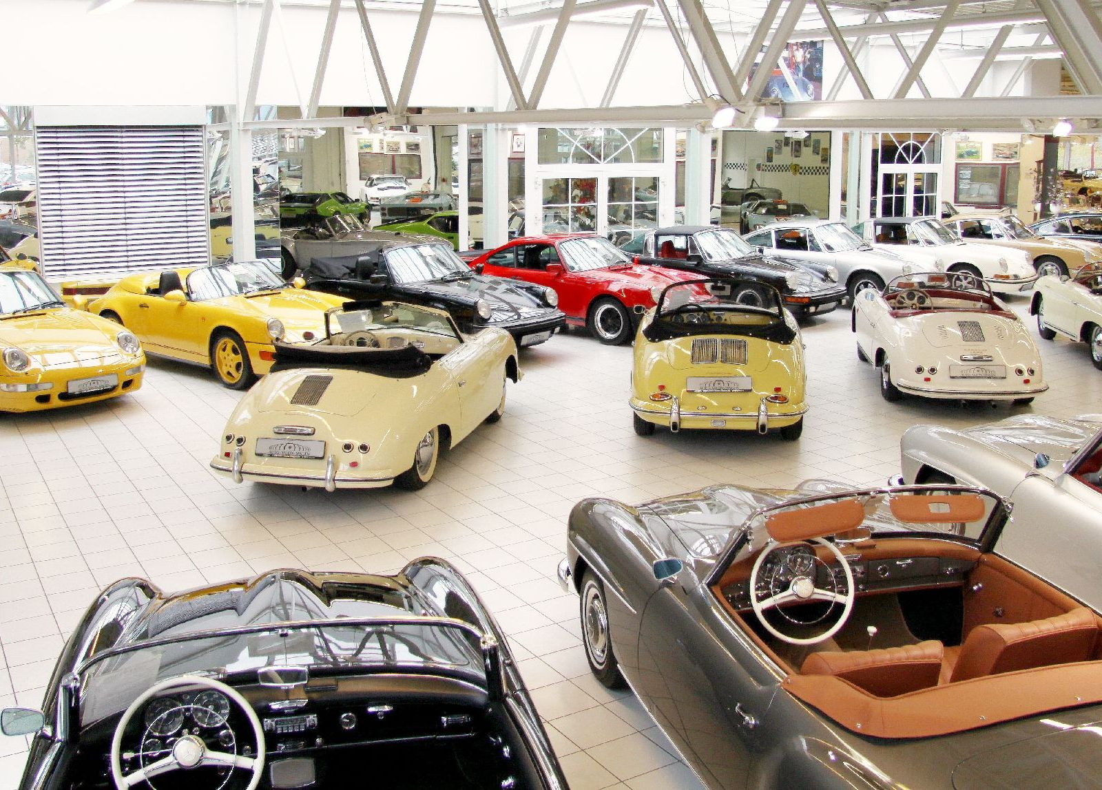 showroom auto salon singen