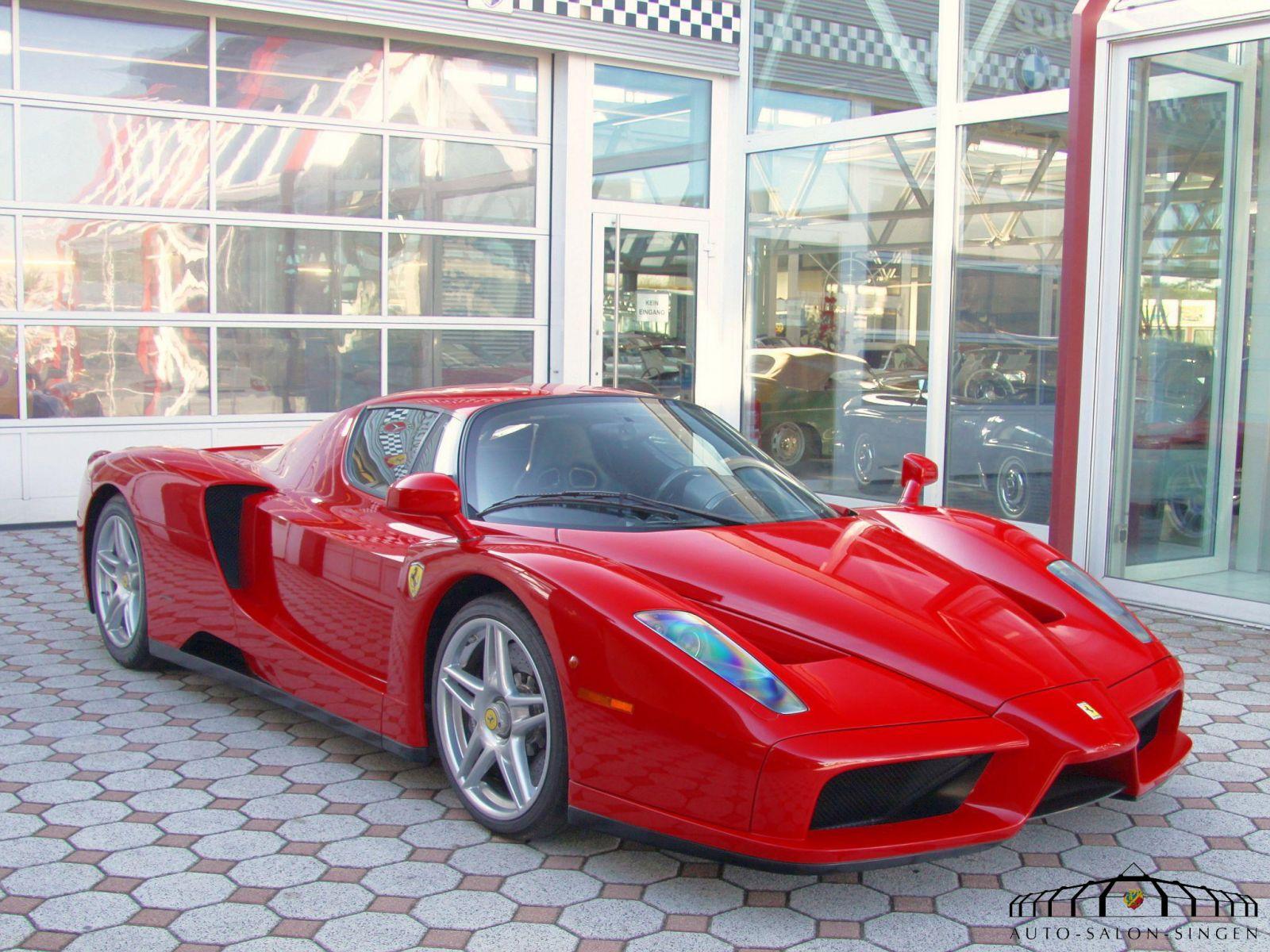 Ferrari Enzo Ferrari Coupé Auto Salon Singen