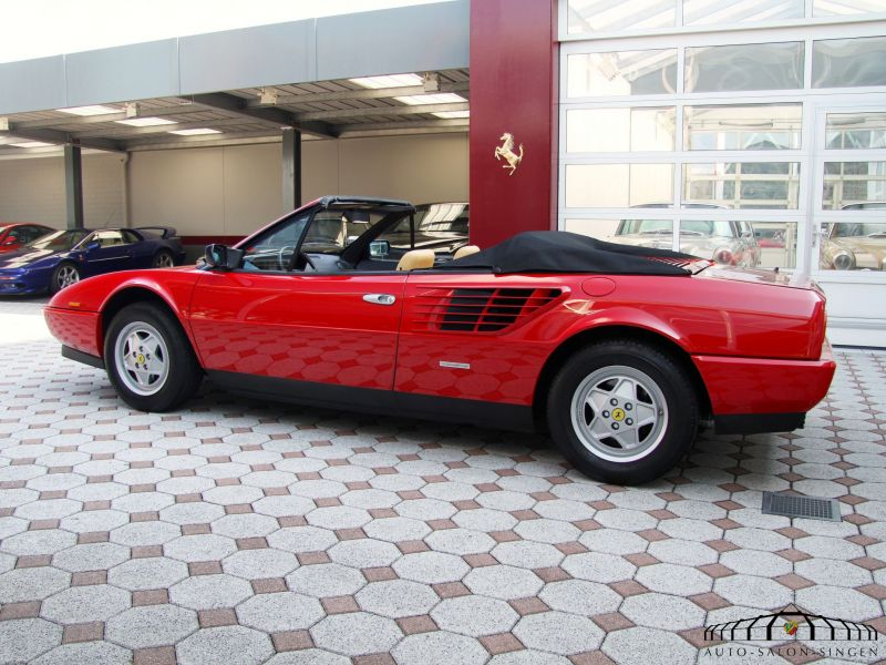 ferrari mondial cabrio te koop ferrari mondial 3 2 cabriolet 3 maart 2014 autogespot ferrari. Black Bedroom Furniture Sets. Home Design Ideas