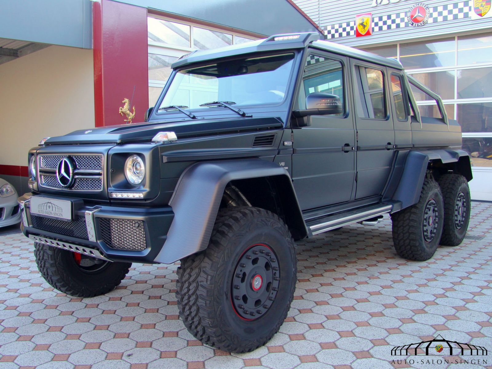 100 mercedes benz g class 6x6 interior mercedes benz amg g63 6x6 gronos off road vehicle - Classe g 6x6 ...