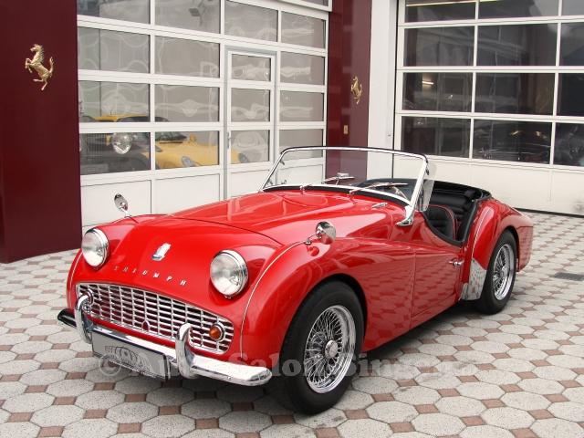 triumph auto