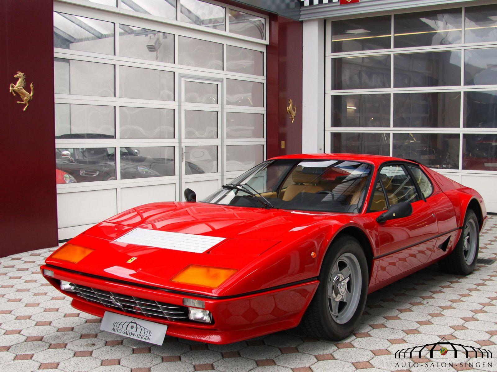 Ferrari 512 Bbi Coupé Auto Salon Singen