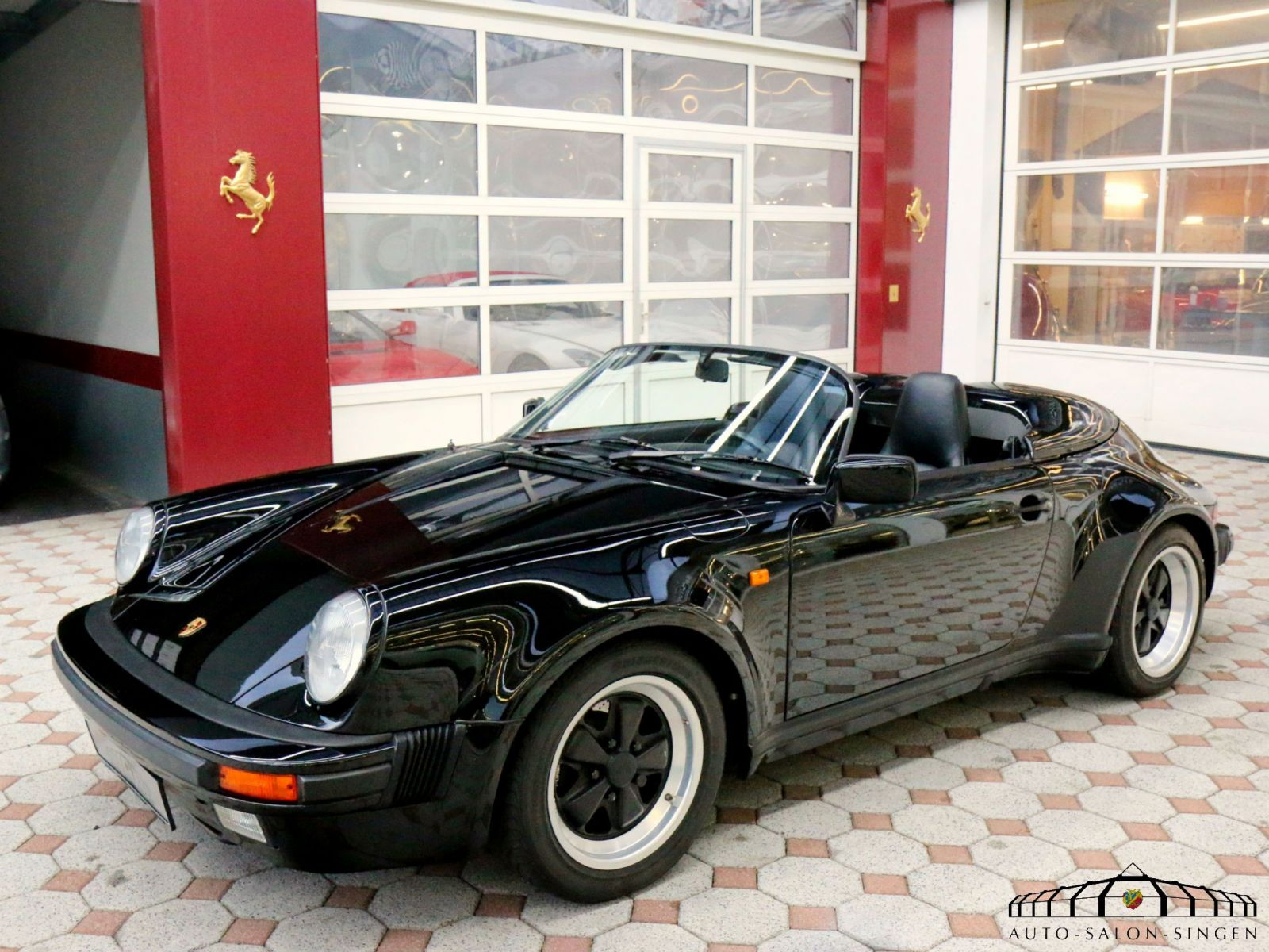 porsche 911 speedster 3 2 convertible auto salon singen. Black Bedroom Furniture Sets. Home Design Ideas
