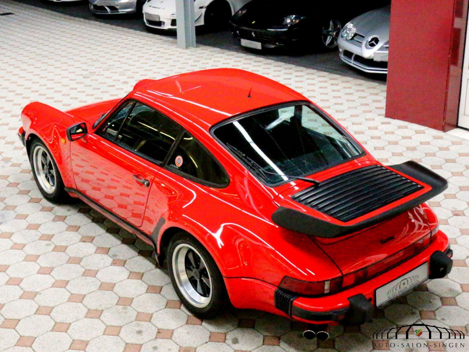 porsche 911 turbo 3 3 coup auto salon singen. Black Bedroom Furniture Sets. Home Design Ideas