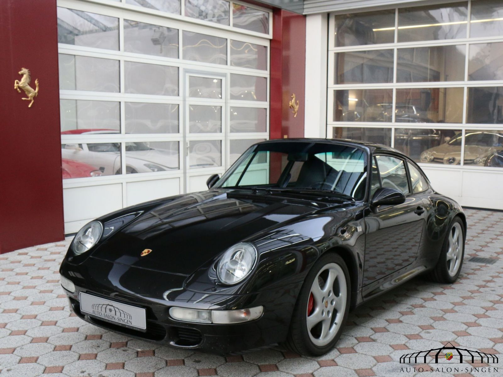 porsche 993 carrera 4s coup auto salon singen. Black Bedroom Furniture Sets. Home Design Ideas