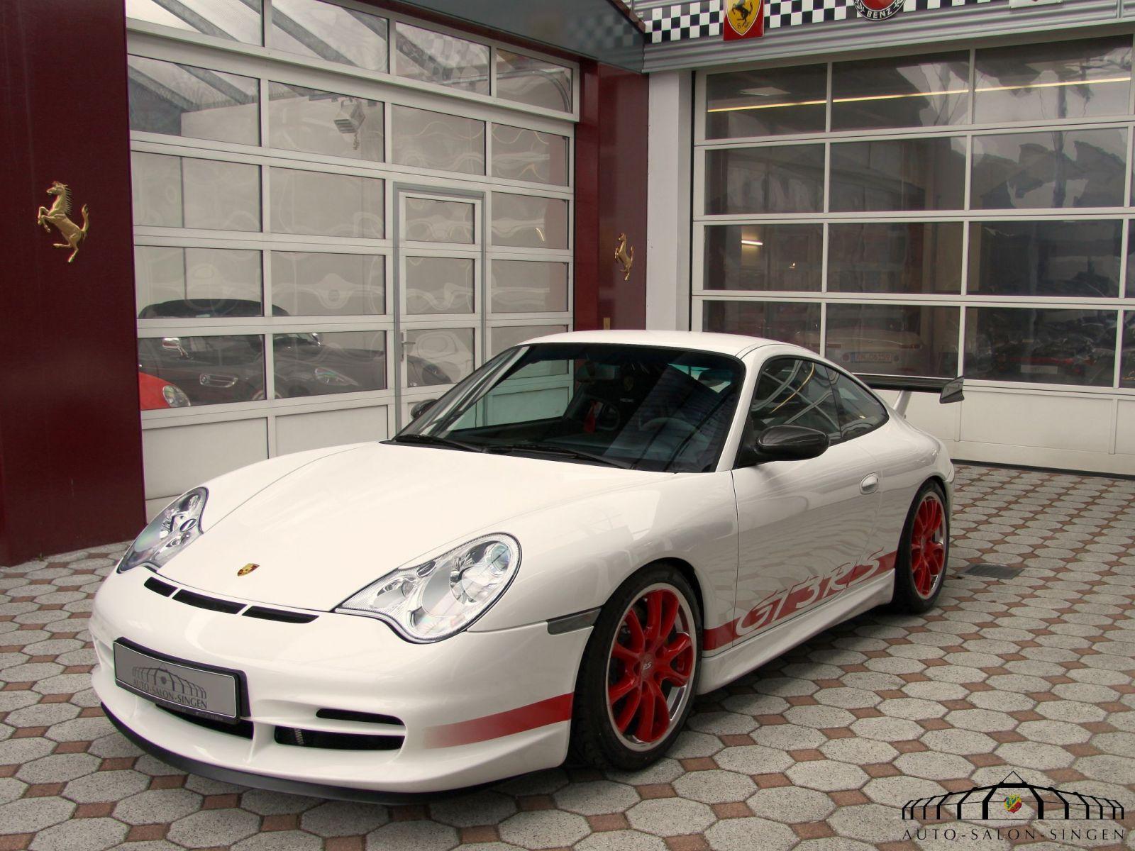 Porsche 996 Gt3 Rs Coupe Auto Salon Singen