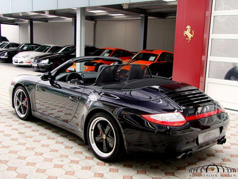 porsche 997 carrera 4s cabrio convertible auto salon singen. Black Bedroom Furniture Sets. Home Design Ideas