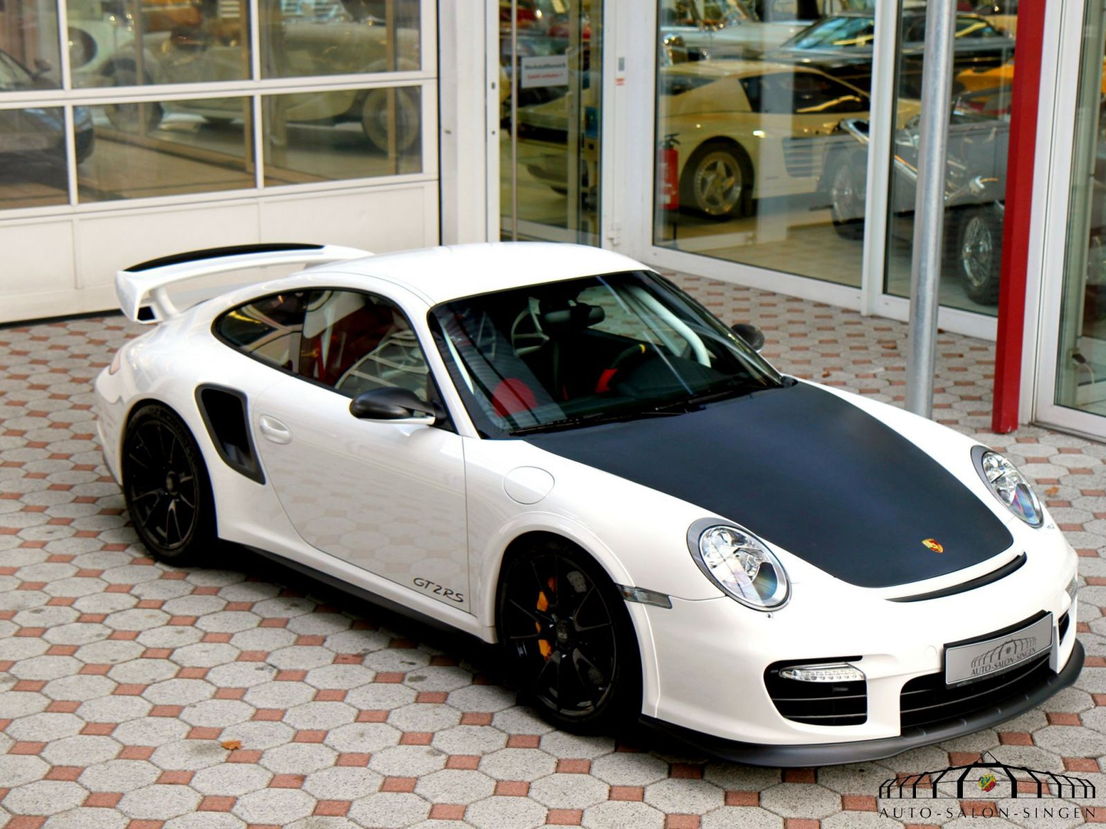 porsche 997 gt2 rs coup auto salon singen. Black Bedroom Furniture Sets. Home Design Ideas