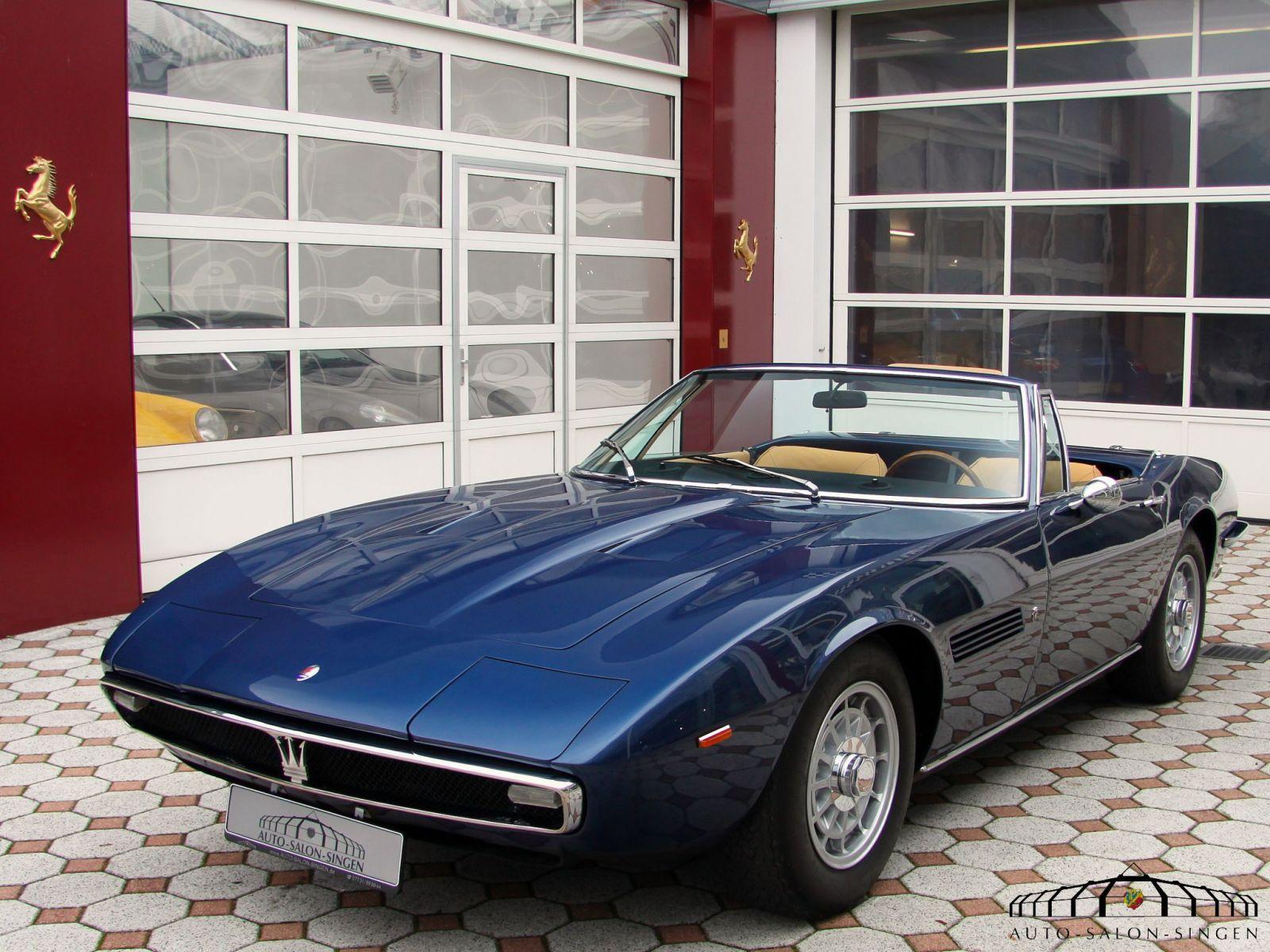 Maserati Ghibli Price >> Maserati Ghibli Spyder 4.7 Convertible - Auto Salon Singen