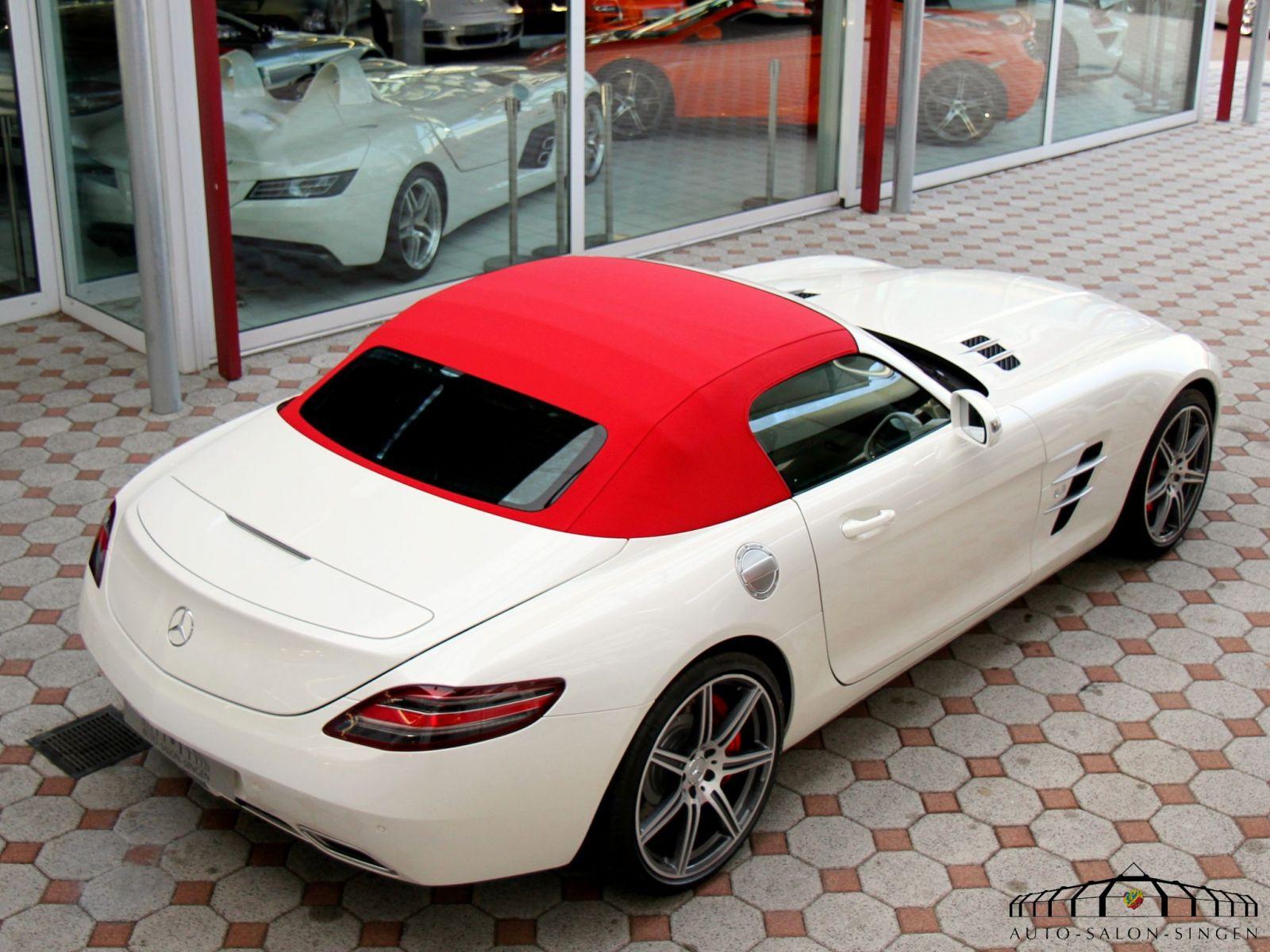 mercedes benz sls amg roadster roadster auto salon singen. Black Bedroom Furniture Sets. Home Design Ideas