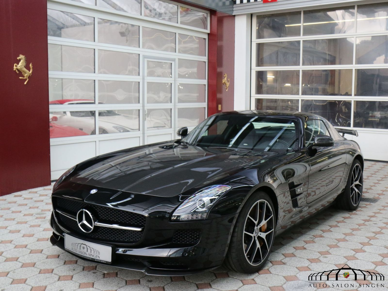 mercedes benz sls amg gt final edition coup auto salon singen. Black Bedroom Furniture Sets. Home Design Ideas