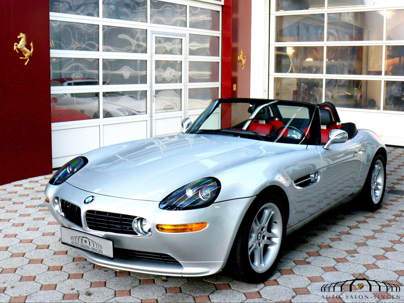 Bmw Z8 Roadster Auto Salon Singen
