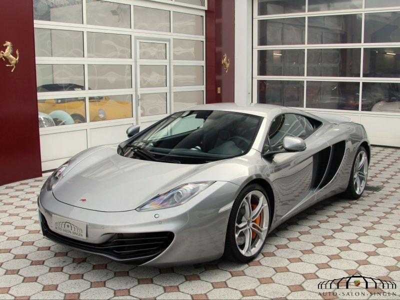 McLaren - Auto Salon Singen