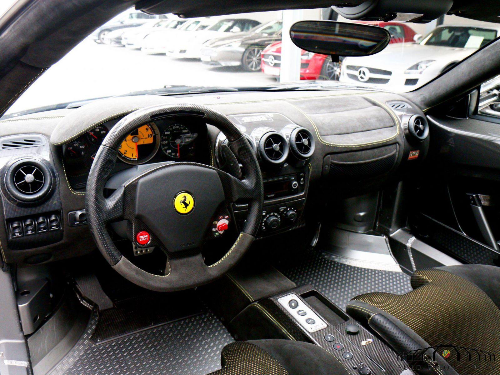 Ferrari F430 Scuderia Coupé Auto Salon Singen