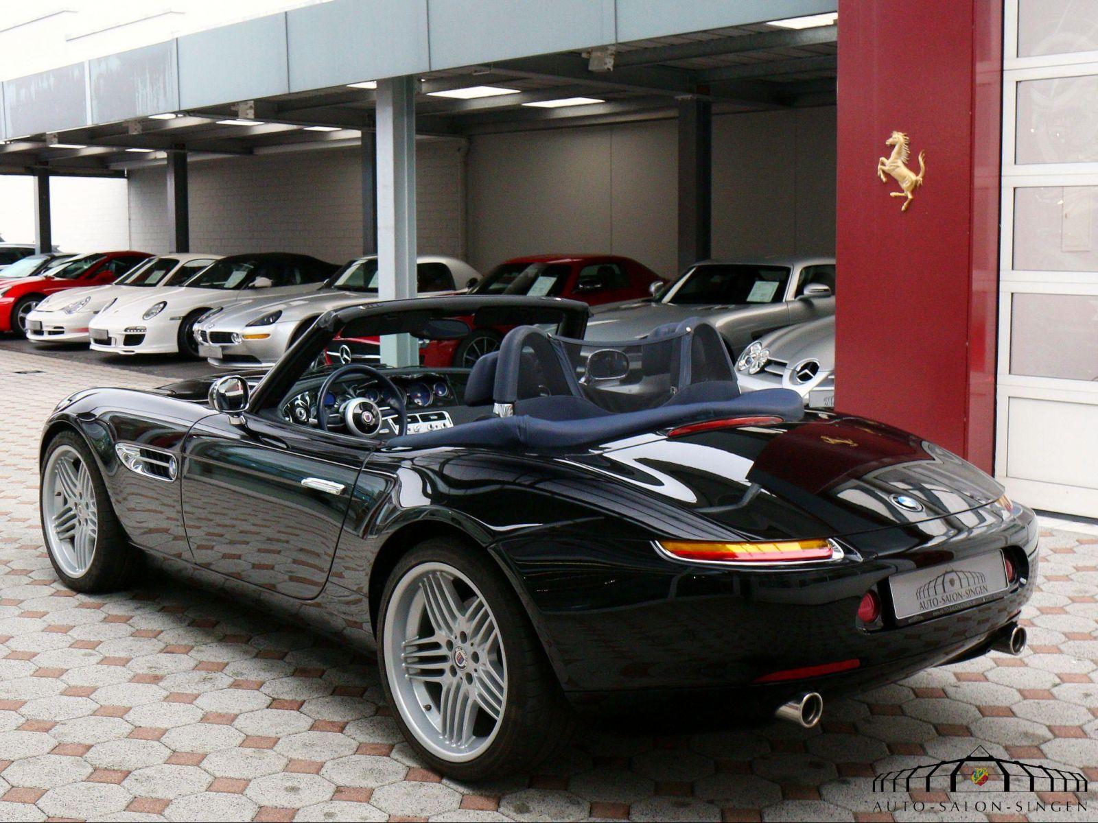 alpina z8 roadster auto salon singen. Black Bedroom Furniture Sets. Home Design Ideas