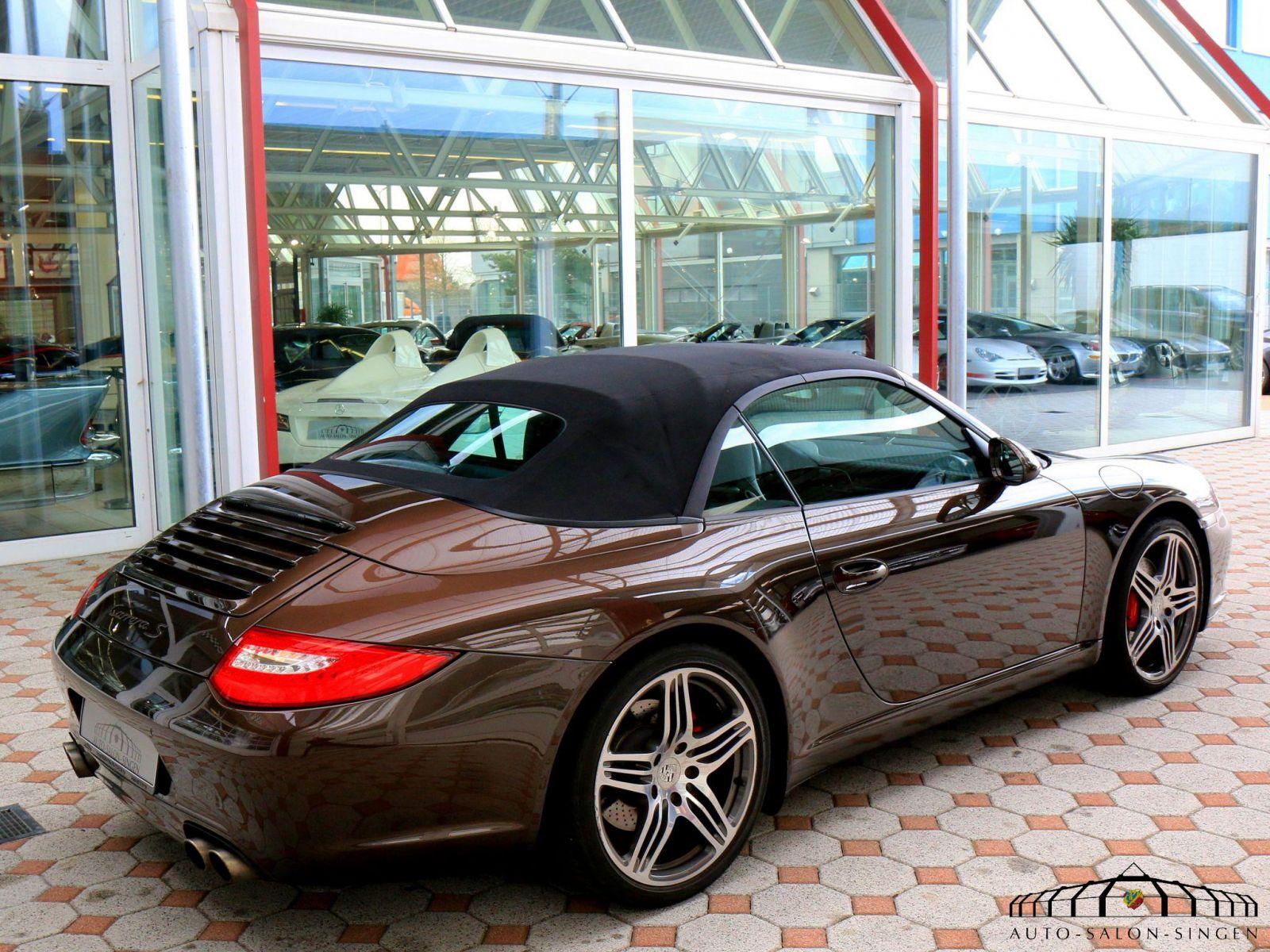 porsche 997 carrera s cabrio convertible auto salon singen. Black Bedroom Furniture Sets. Home Design Ideas