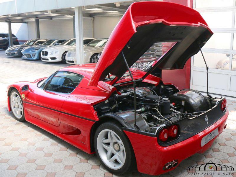 Ferrari F50 Cabrio Auto Salon Singen