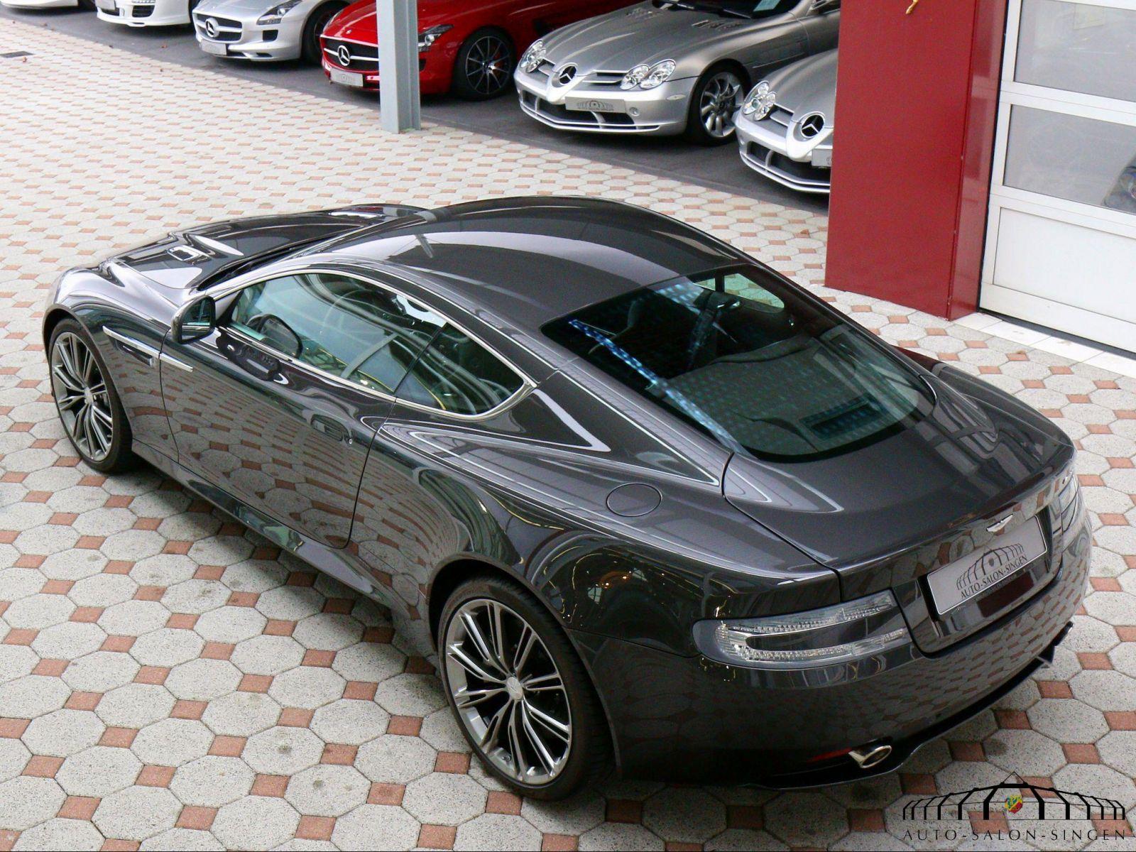 Aston Martin Virage Coupe V12 Coupé Auto Salon Singen