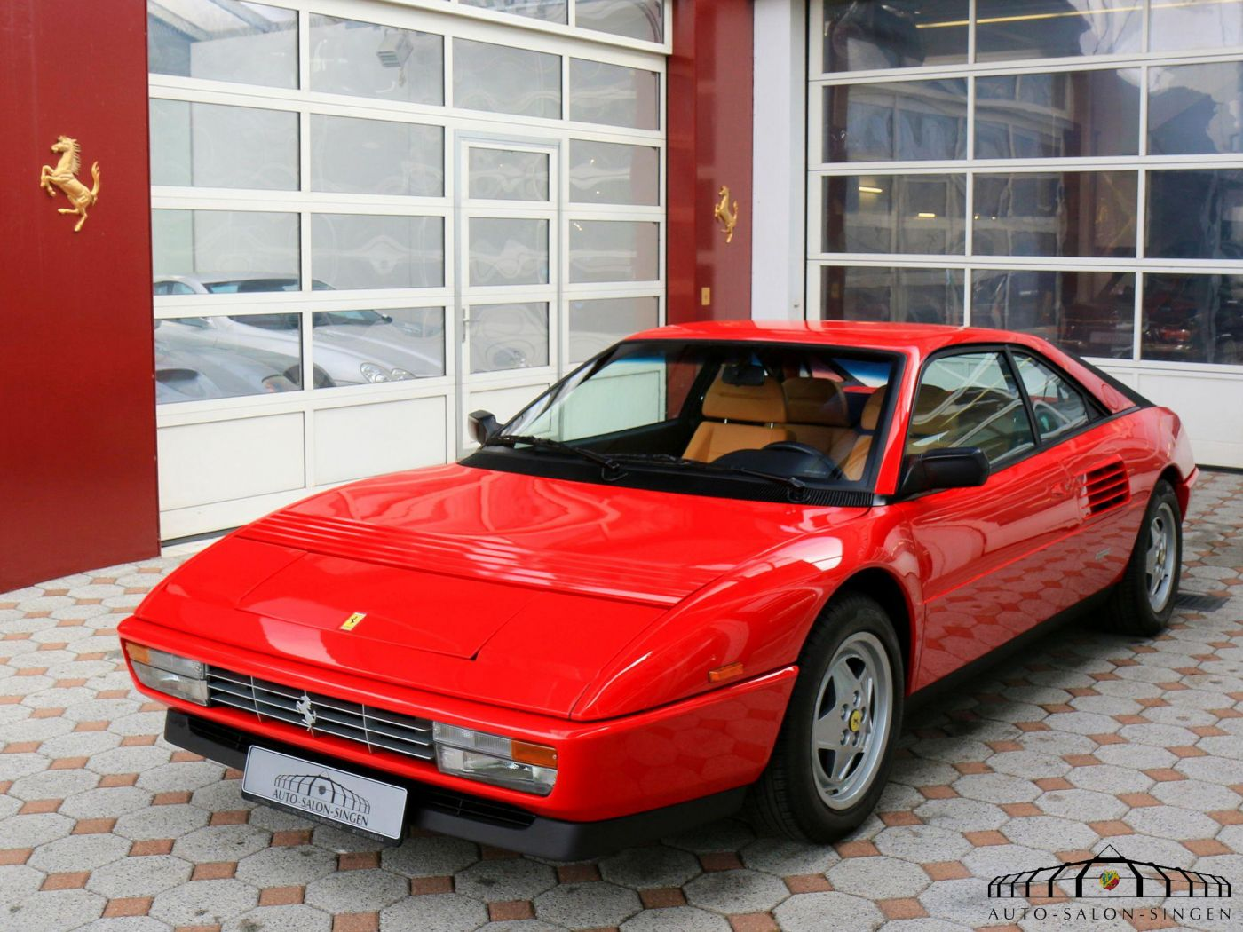 ferrari mondial t coup auto salon singen. Black Bedroom Furniture Sets. Home Design Ideas