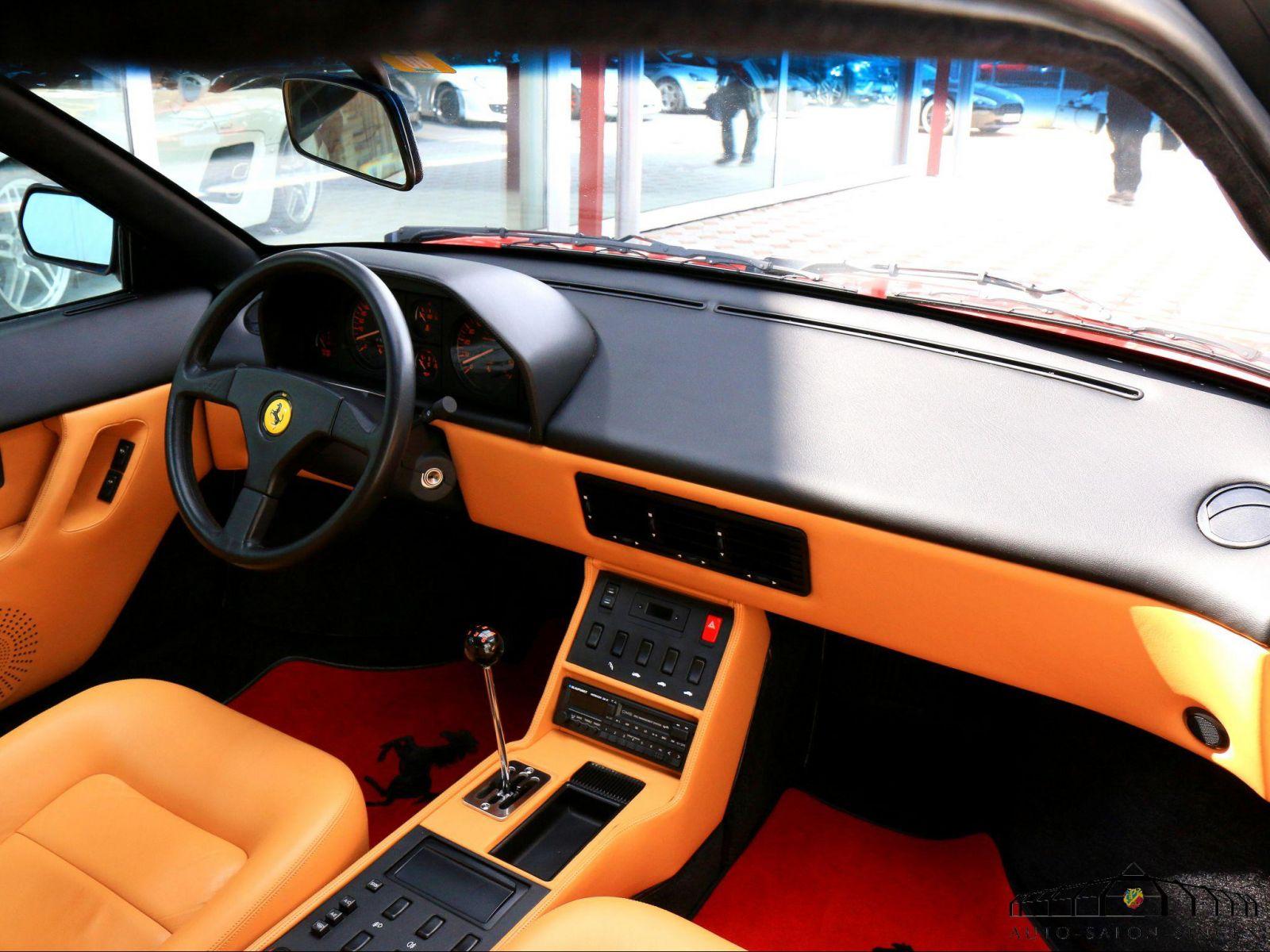 Ferrari Mondial T Coupé Auto Salon Singen