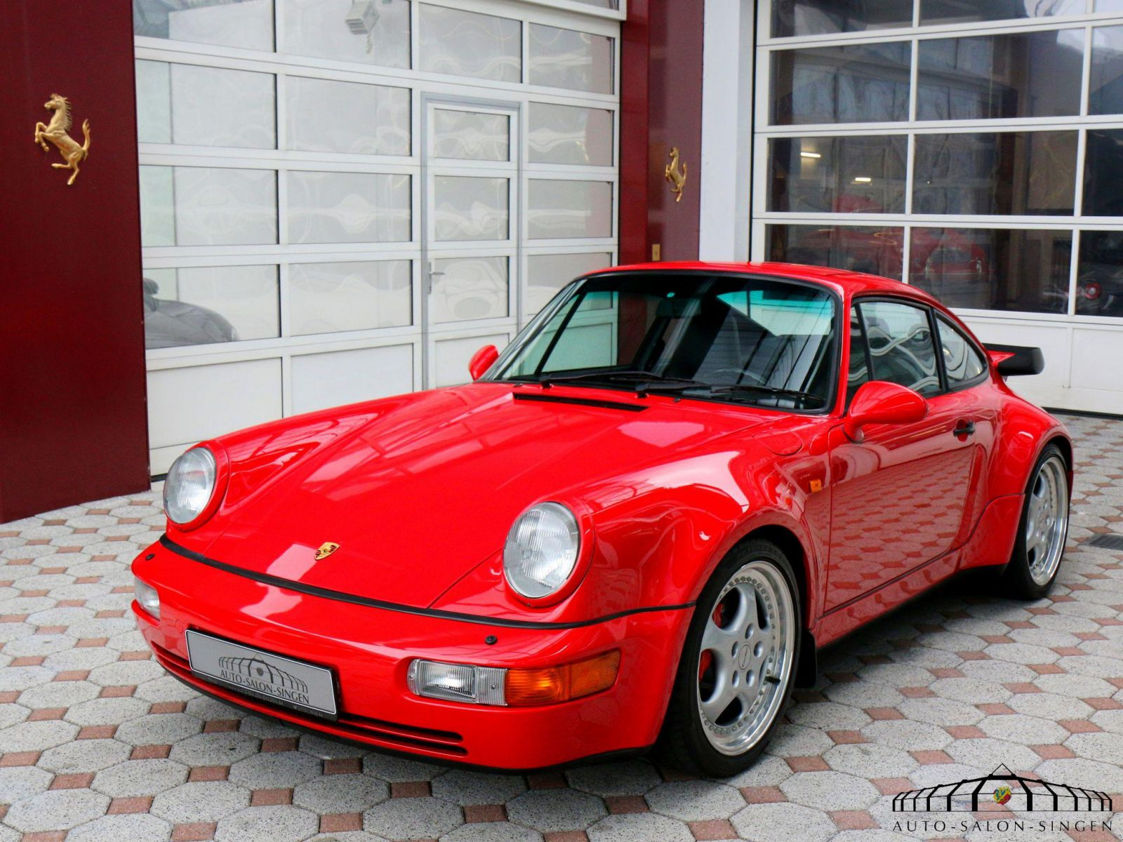 porsche 964 turbo 3 6 coup auto salon singen. Black Bedroom Furniture Sets. Home Design Ideas