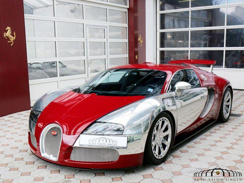 Bugatti Veyron 16.4 Coupé - Auto Salon Singen