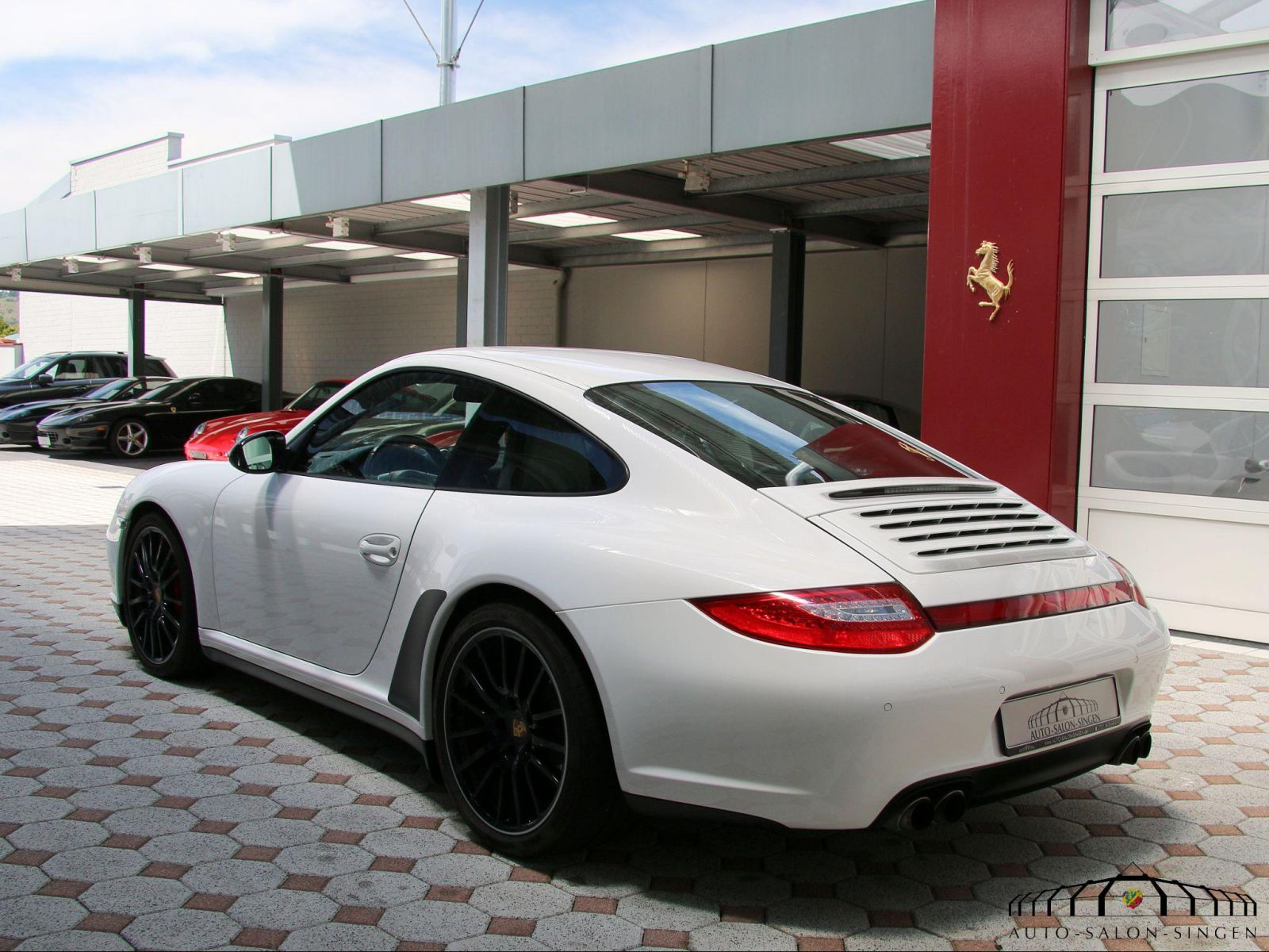 porsche 997 carrera 4s coup auto salon singen. Black Bedroom Furniture Sets. Home Design Ideas