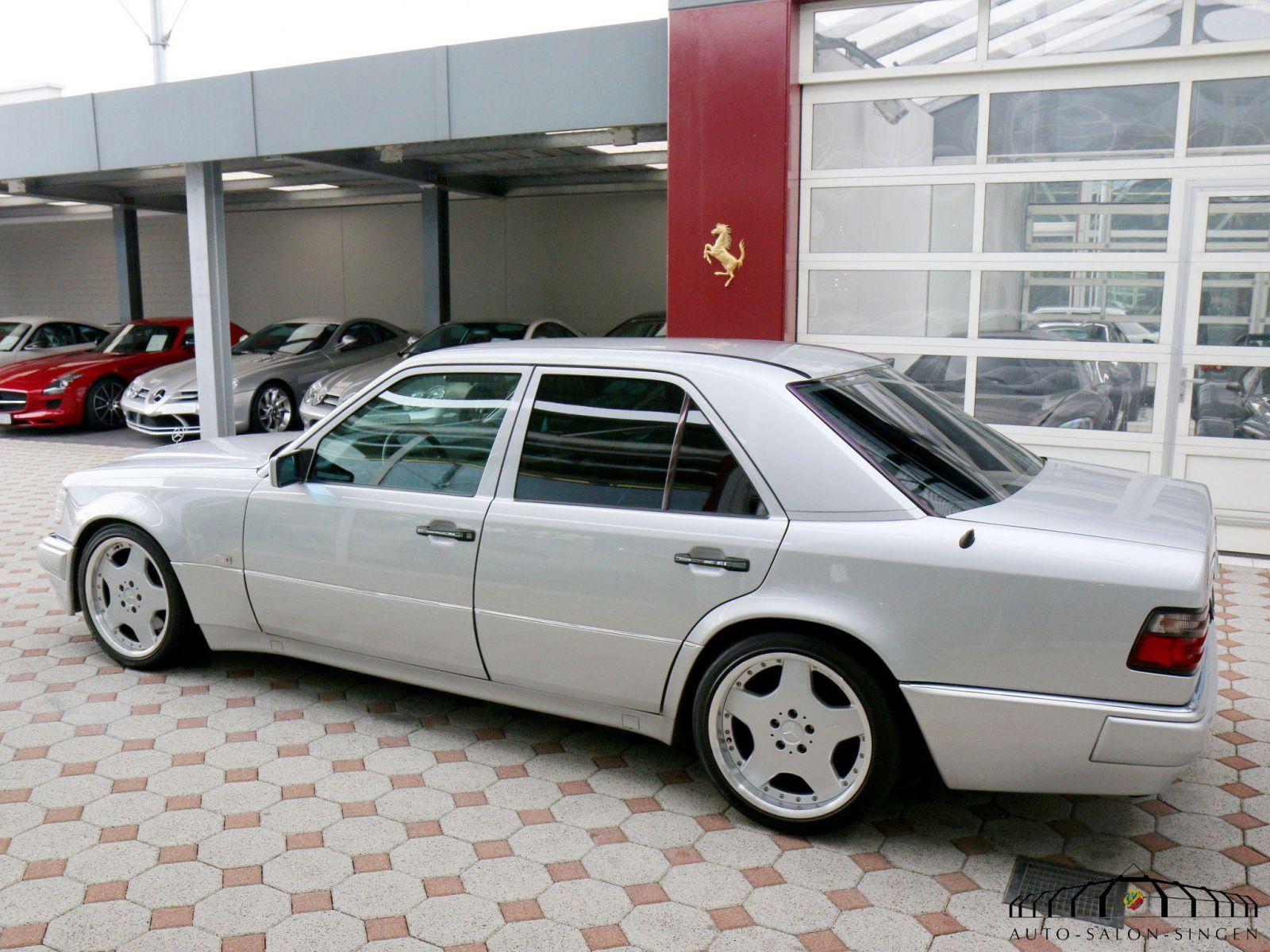 Mercedes benz e60 limousine auto salon singen for Mercedes salon