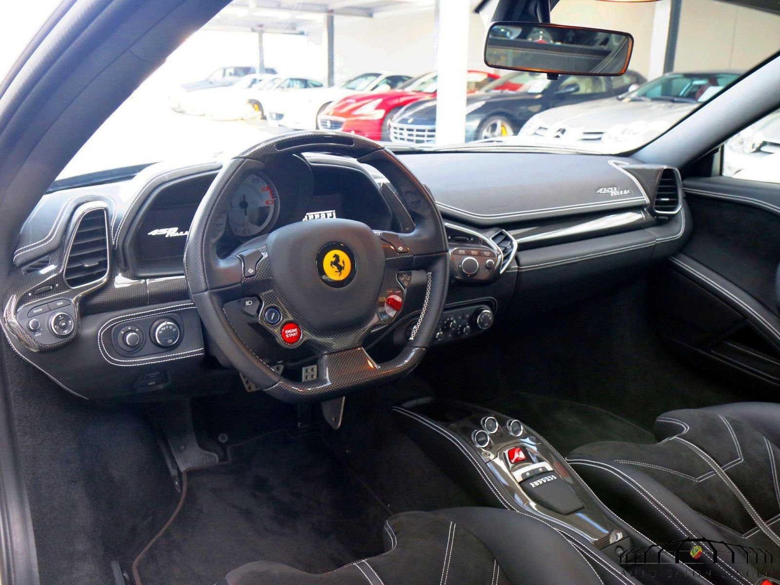 ferrari 458 italia coup auto salon singen. Black Bedroom Furniture Sets. Home Design Ideas
