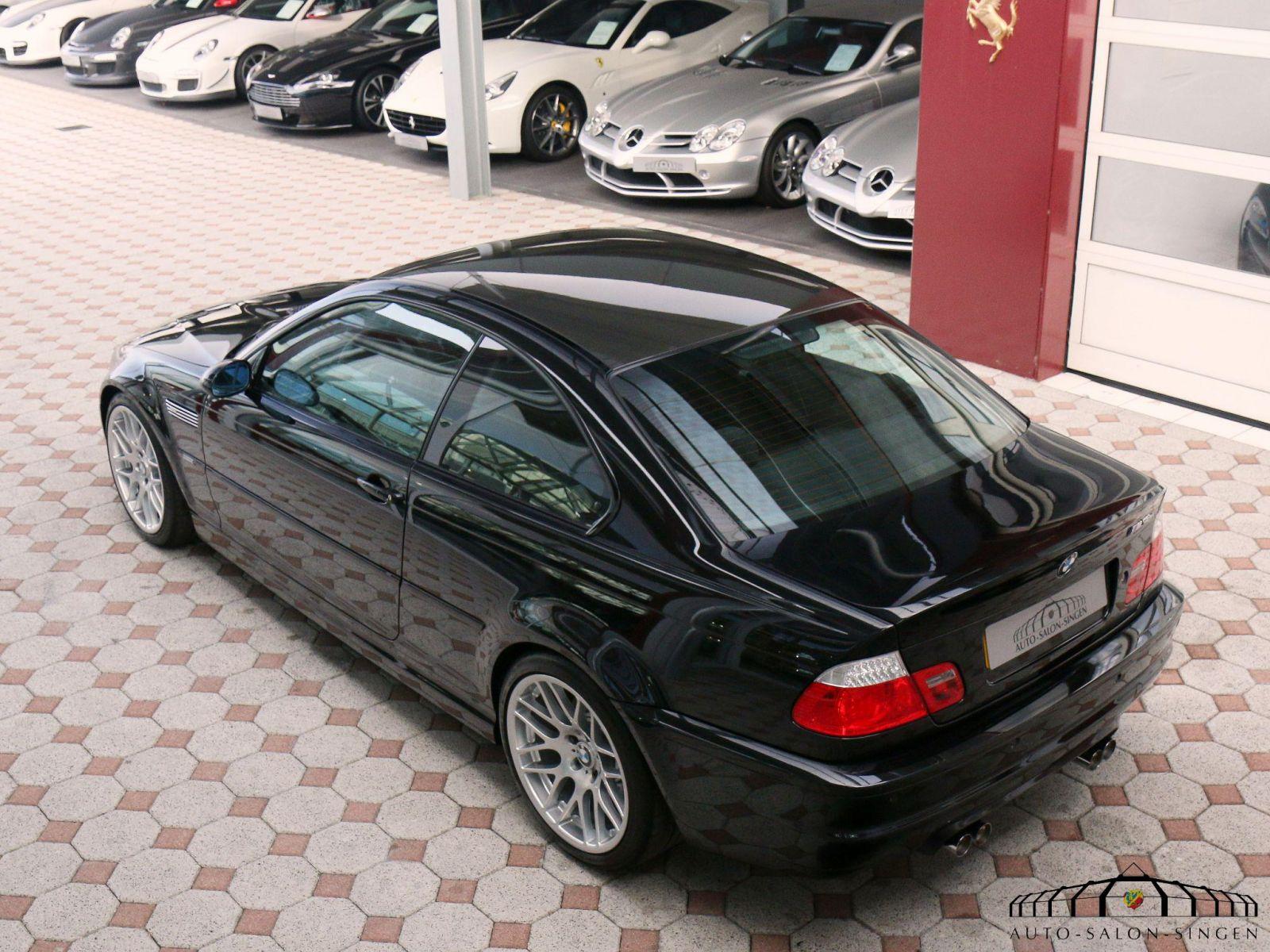 Bmw M3 Csl Coupe Auto Salon Singen