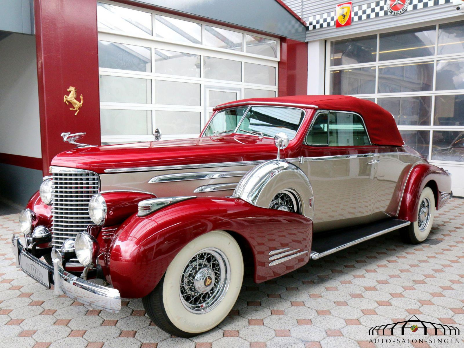 All Model Car >> Cadillac - Auto Salon Singen