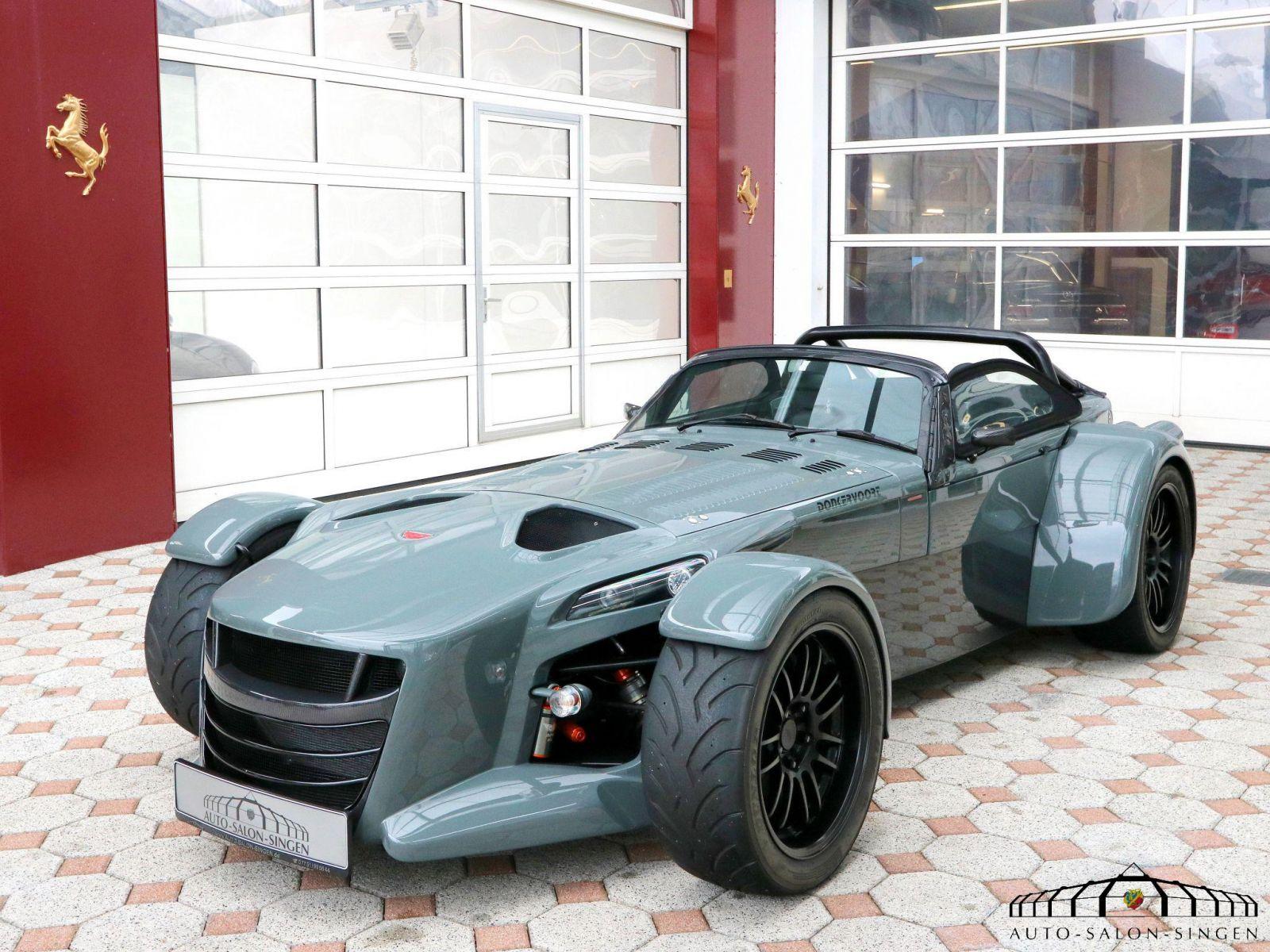 Donkervoort D8 GTO Roadster - Auto Salon Singen