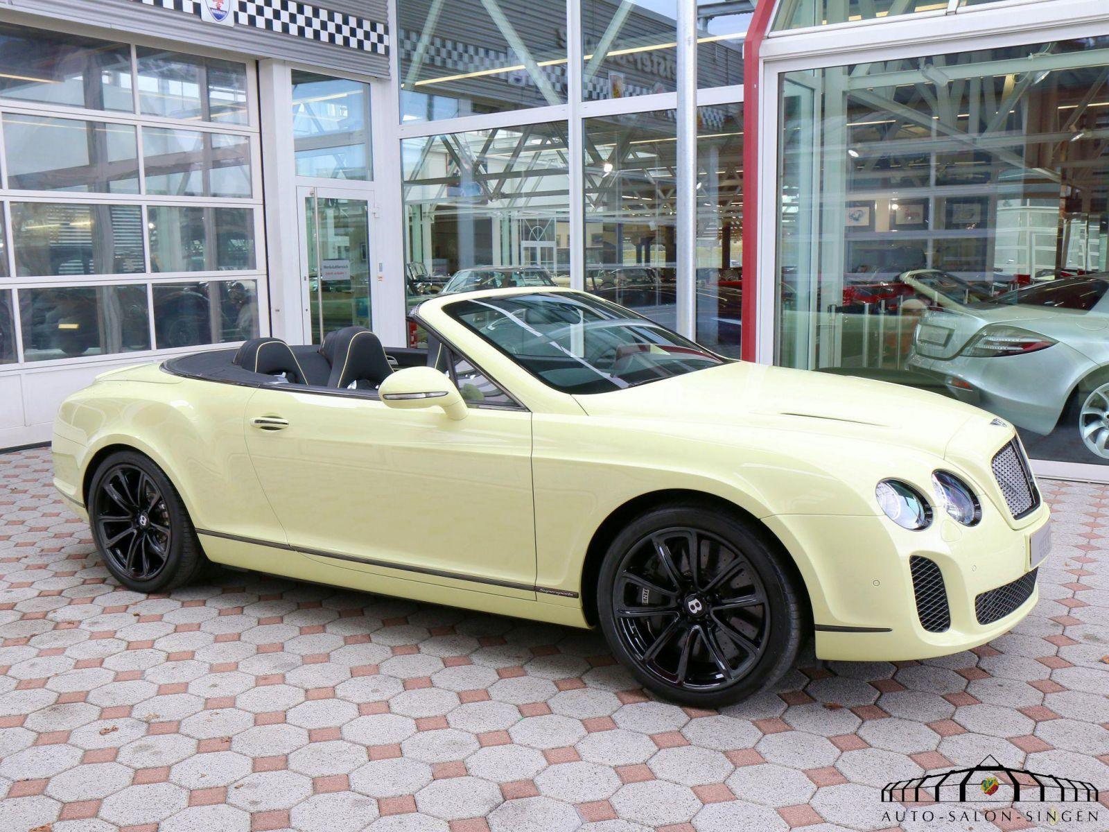 Bentley Auto Salon Singen