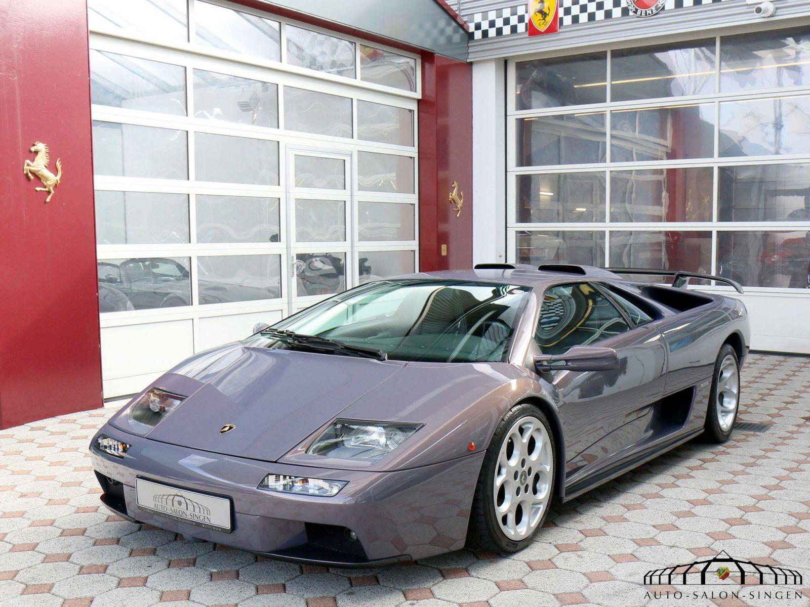Lamborghini Diablo Vt 6 0 Coupe Auto Salon Singen