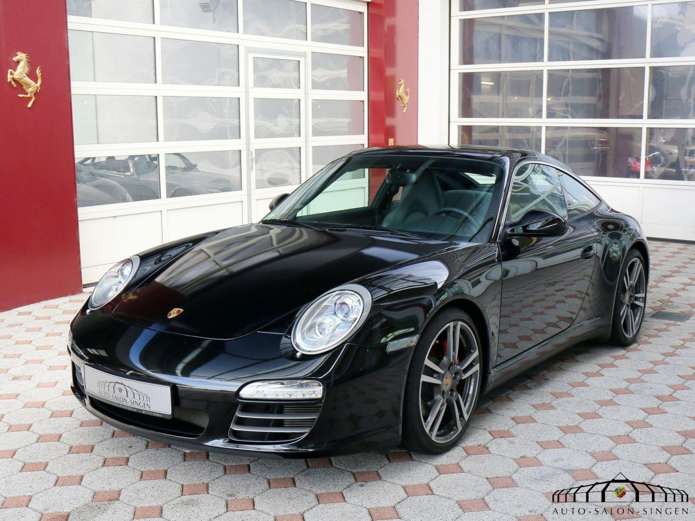 porsche 997 targa 4s convertible auto salon singen. Black Bedroom Furniture Sets. Home Design Ideas
