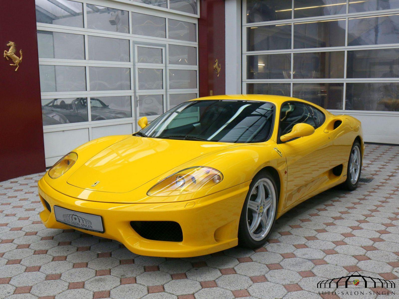 Ferrari 360 Modena Coupé Auto Salon Singen