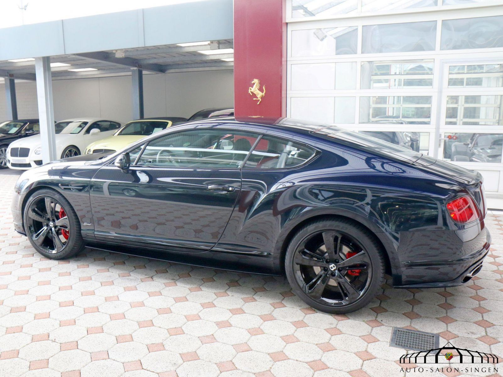 bentley continental gt speed coup auto salon singen. Black Bedroom Furniture Sets. Home Design Ideas