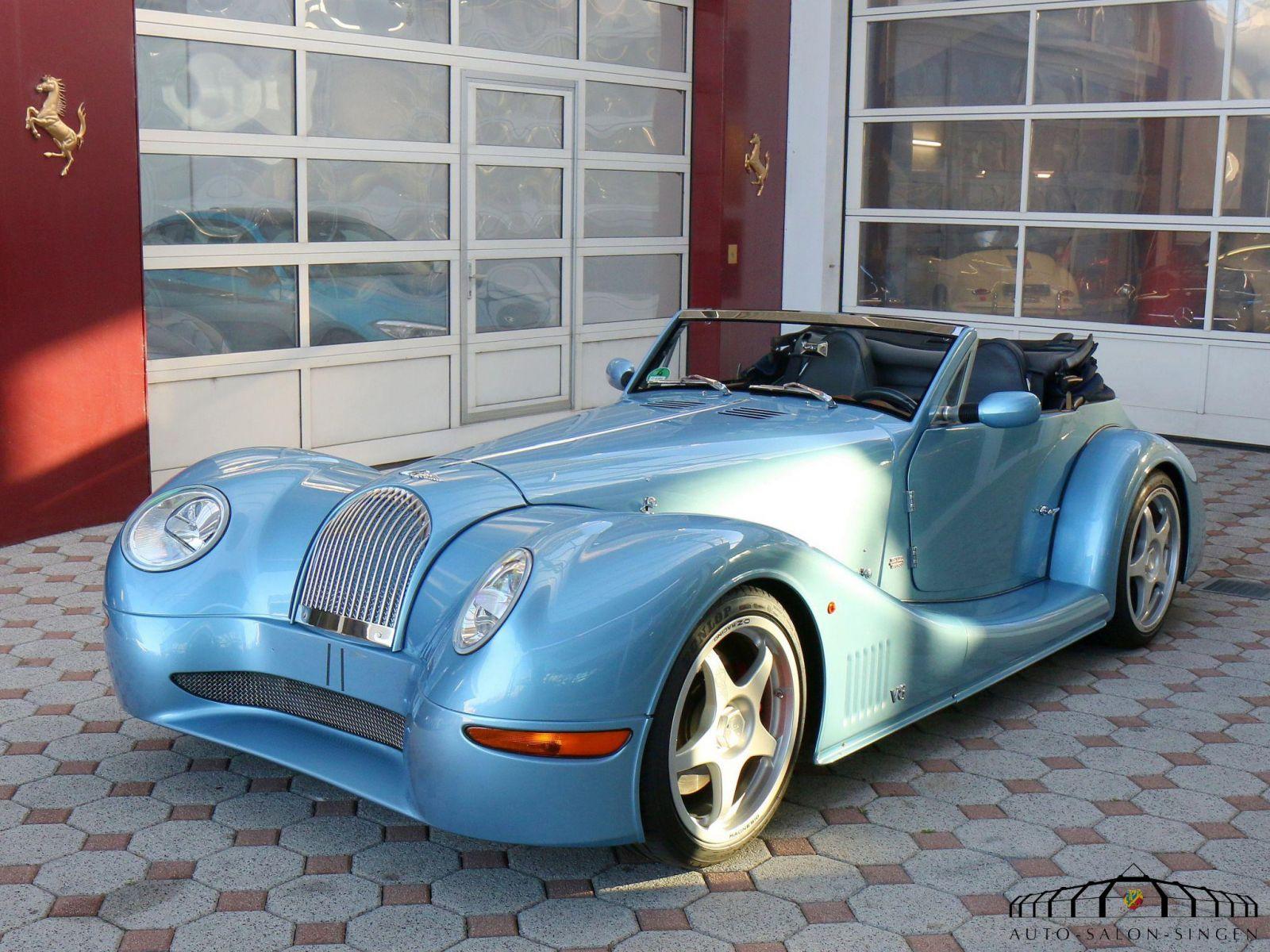 Morgan Auto Salon Singen