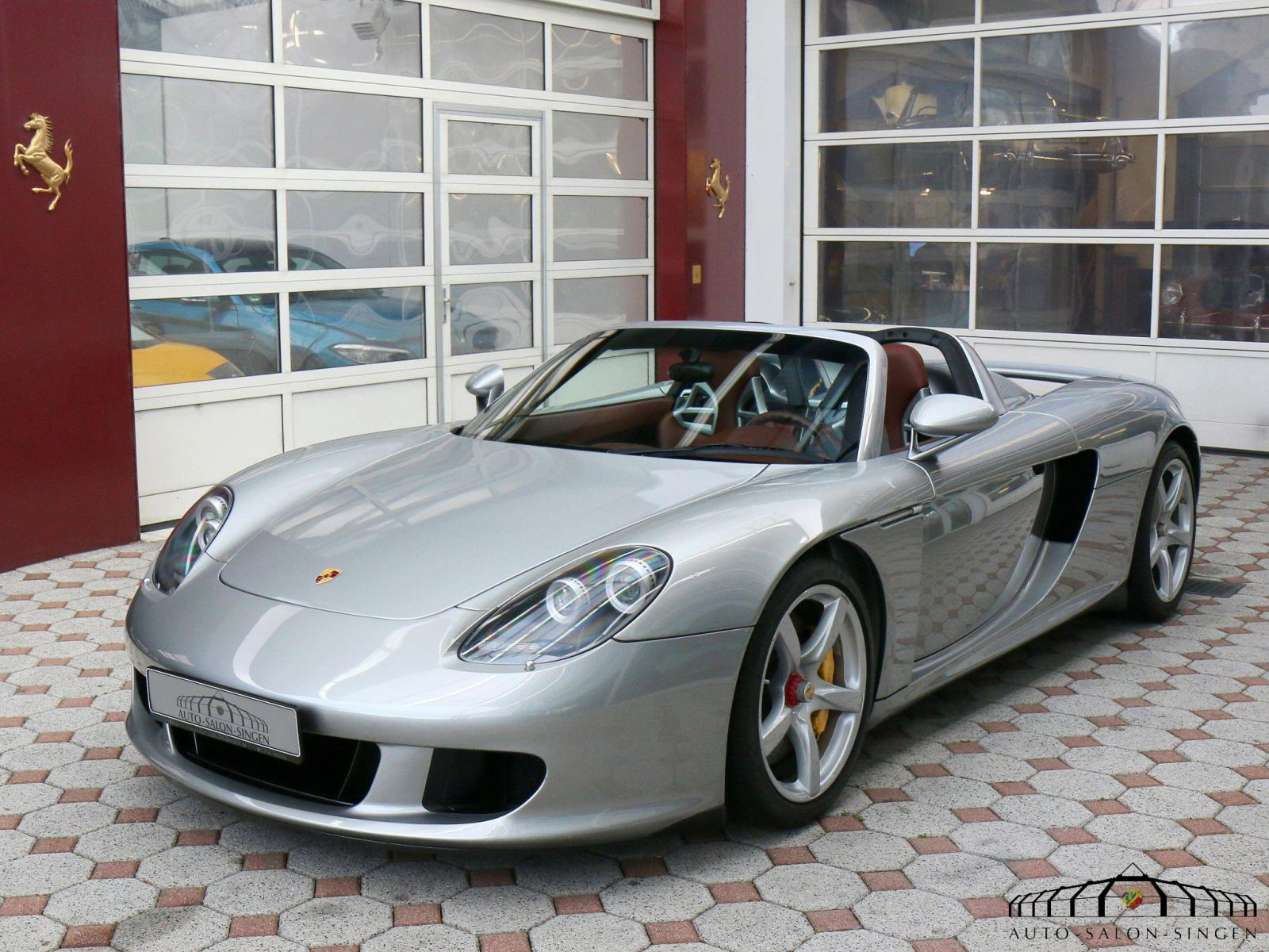 porsche carrera gt coup auto salon singen. Black Bedroom Furniture Sets. Home Design Ideas