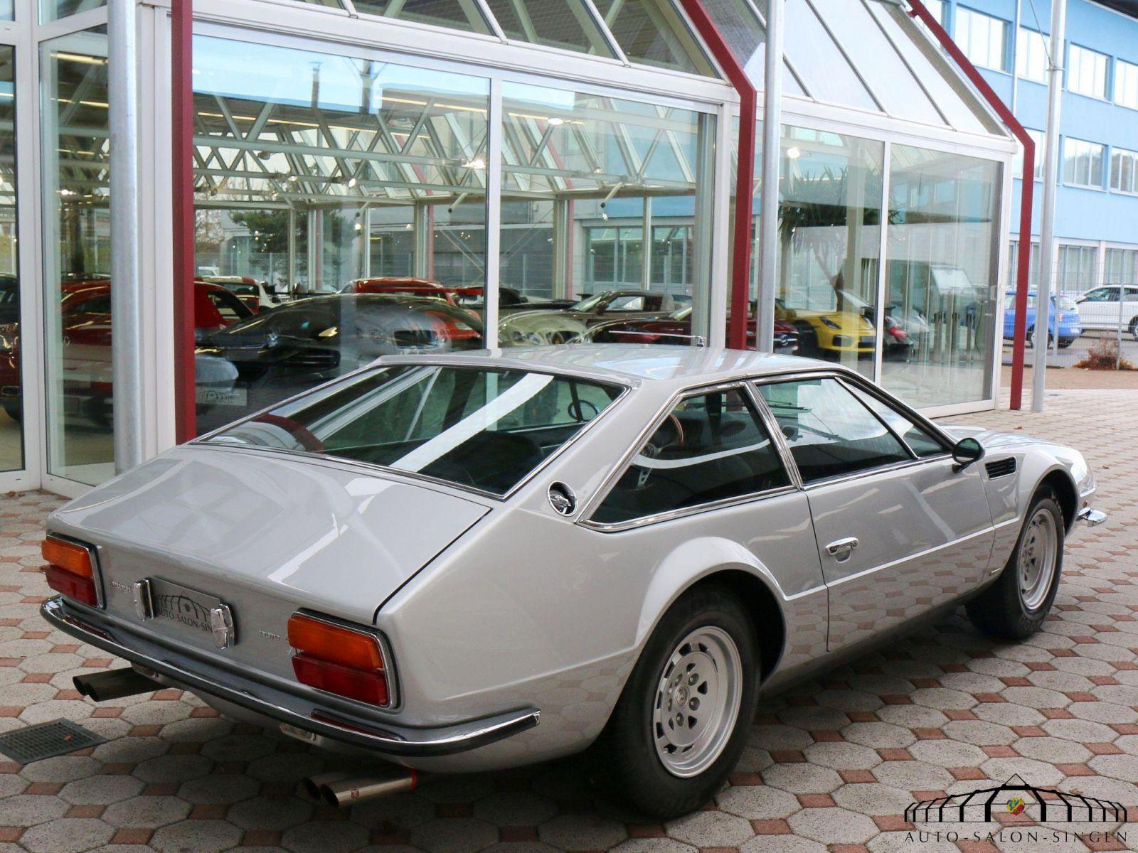 Lamborghini Jarama S Coupe Auto Salon Singen