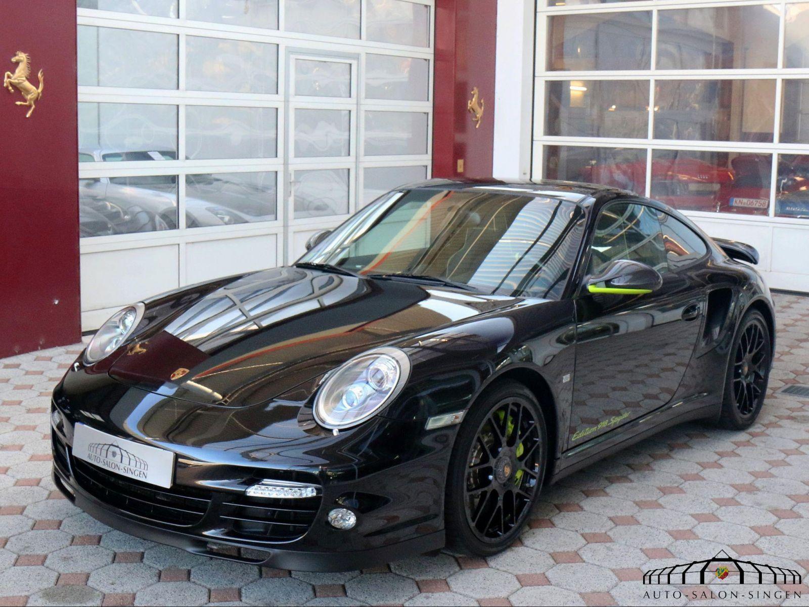 Porsche 997 Turbo >> Porsche 997 Turbo S Edition 918 Spyder Coupe Coupe Auto Salon Singen