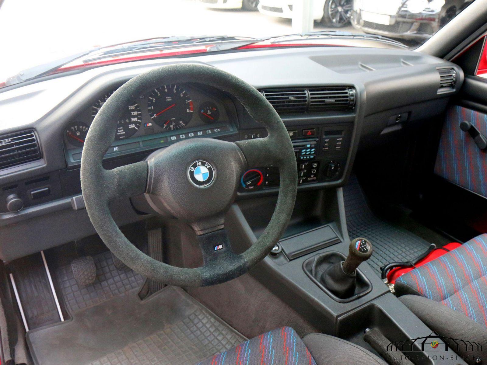 Bmw M3 Sport Evolution E30 Coupe Auto Salon Singen