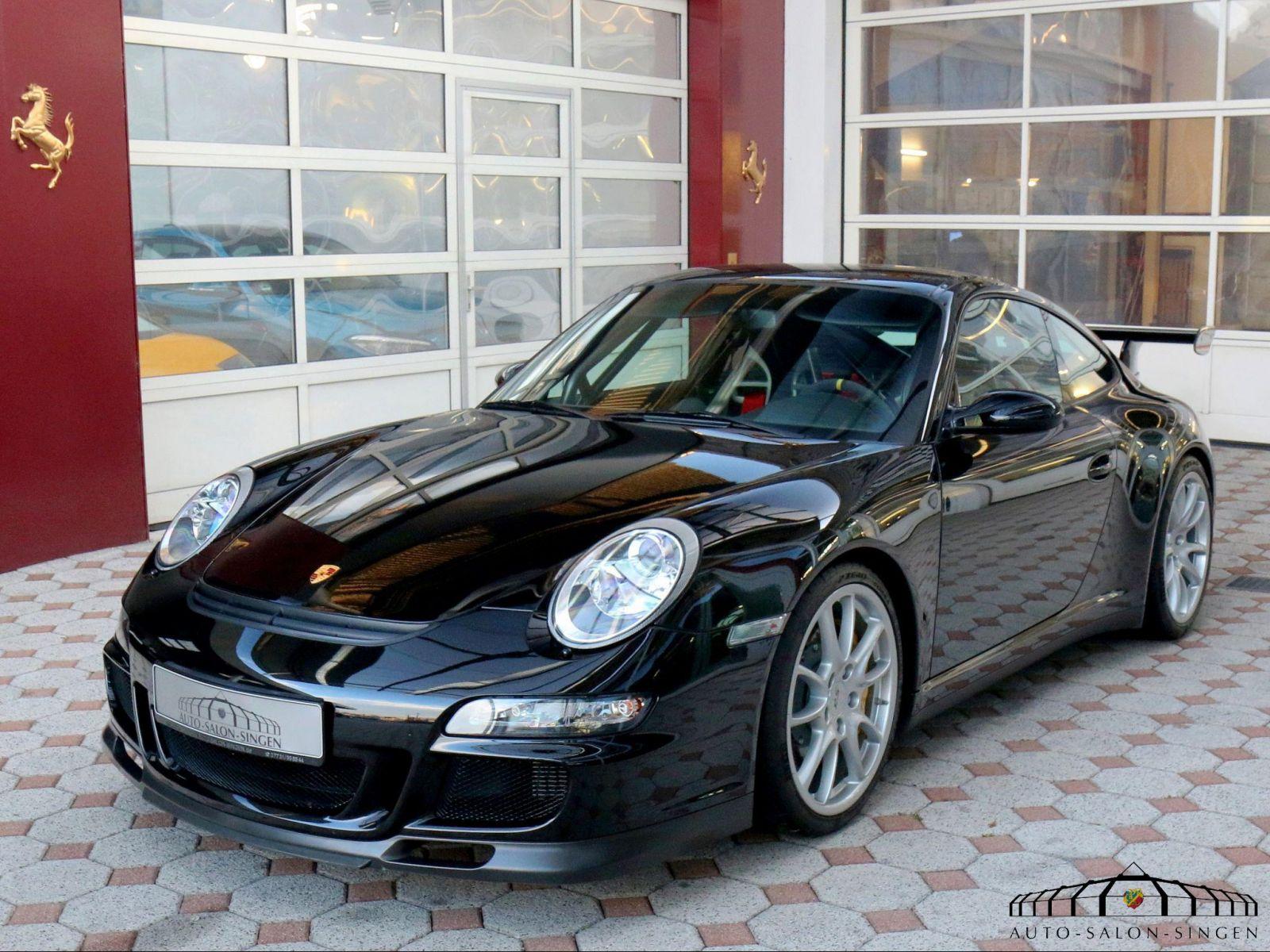 Porsche Gt3 Rs Price >> Porsche 997 GT3 RS Coupé - Auto Salon Singen