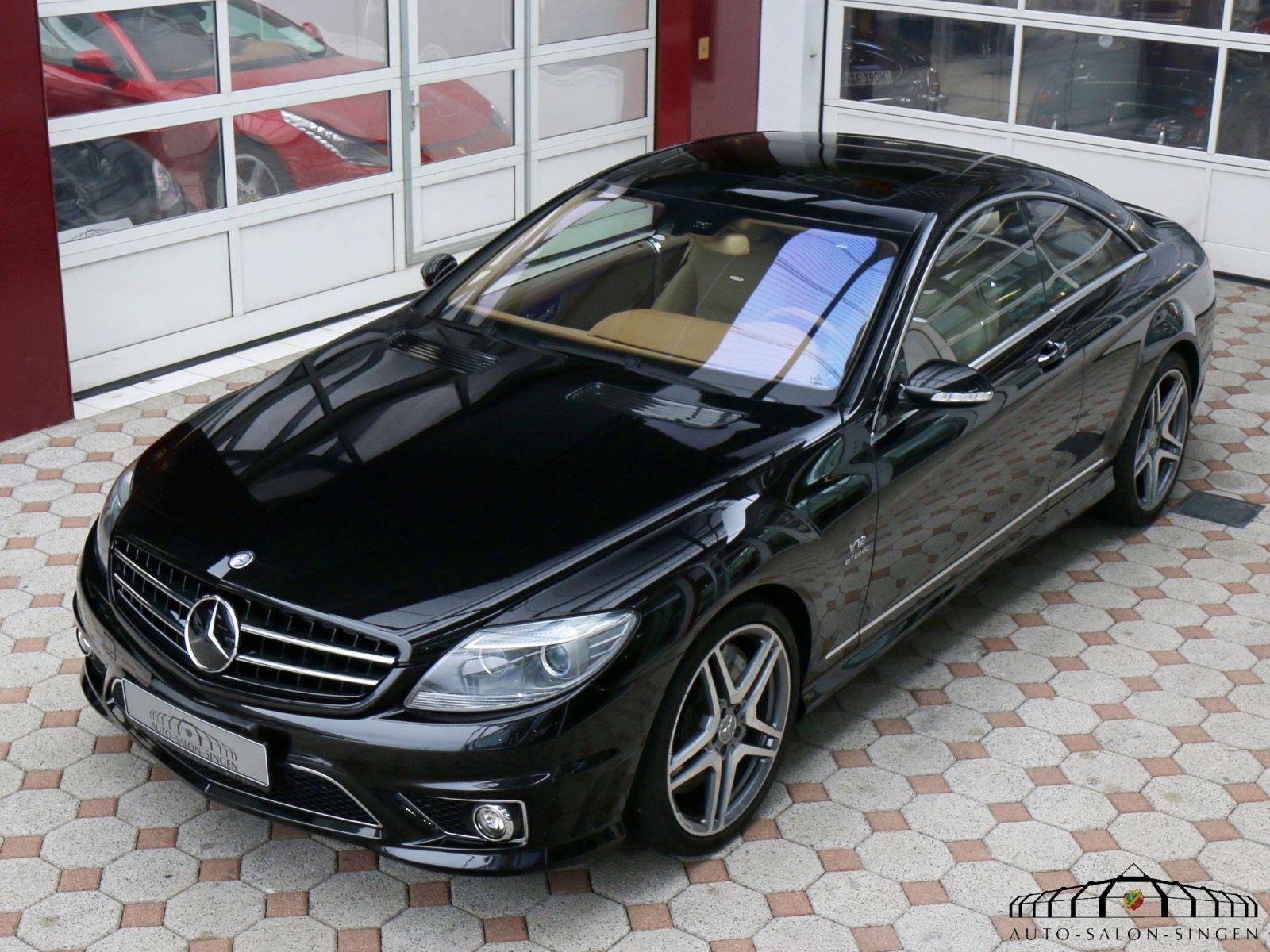 Mercedes-Benz CL 65 AMG Coupé
