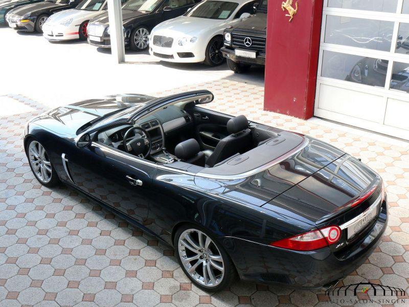 jaguar xkr 4 2 cabrio convertible auto salon singen. Black Bedroom Furniture Sets. Home Design Ideas