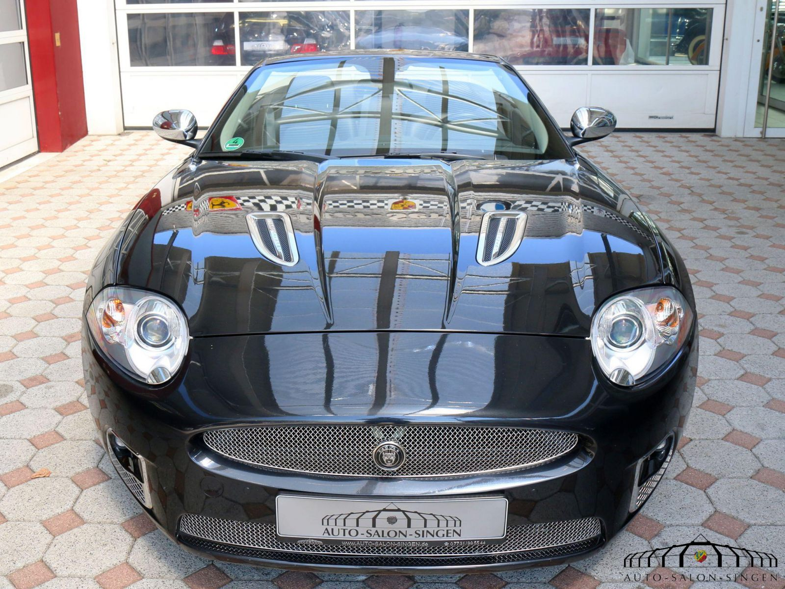 jaguar xkr 4 2 cabrio cabrio auto salon singen. Black Bedroom Furniture Sets. Home Design Ideas