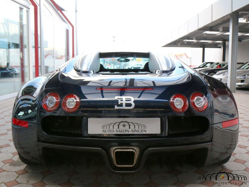 Bugatti Veyron 16 4 Coupe Auto Salon Singen
