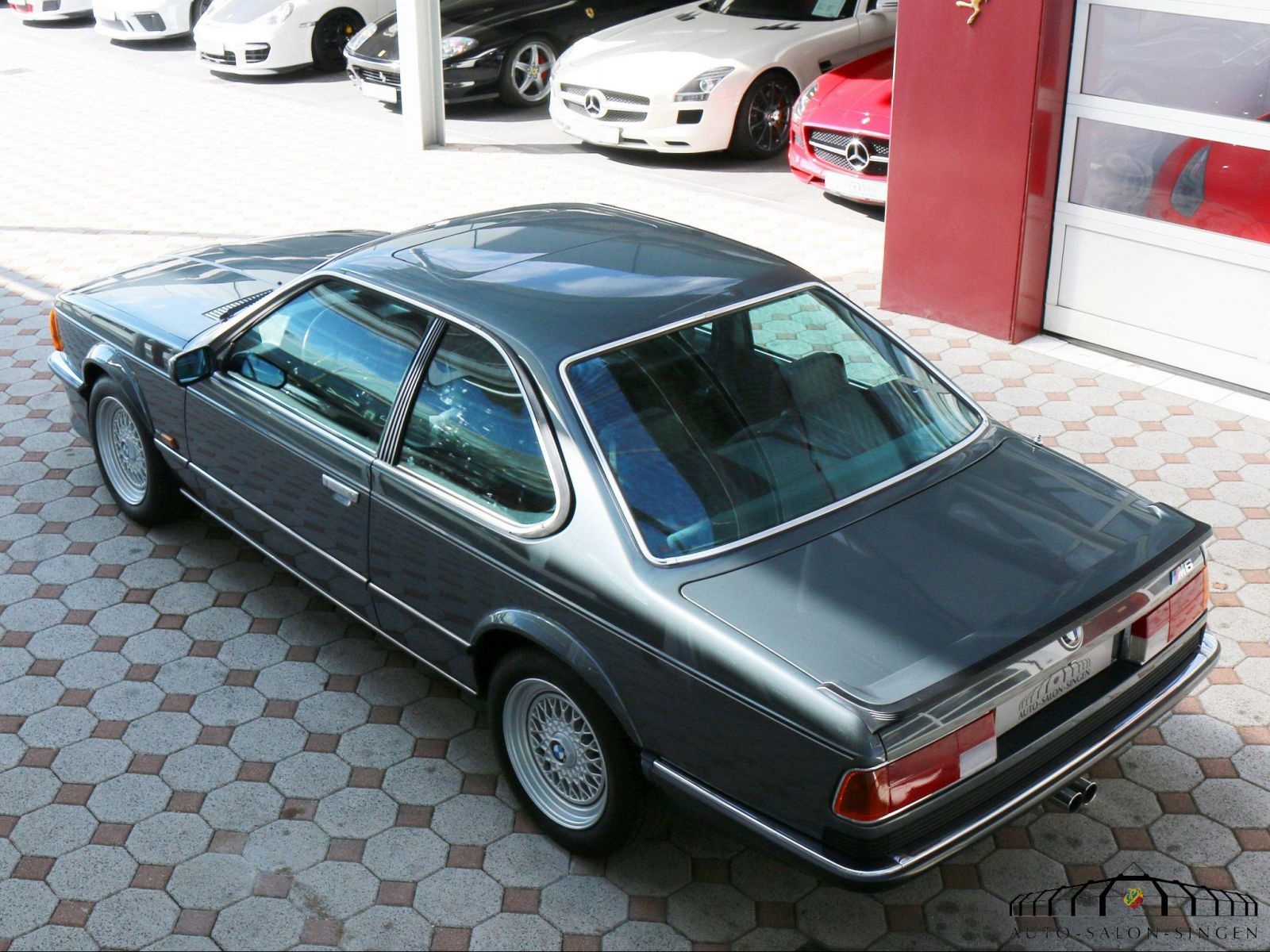 Bmw M 635 Csi Coupé Auto Salon Singen