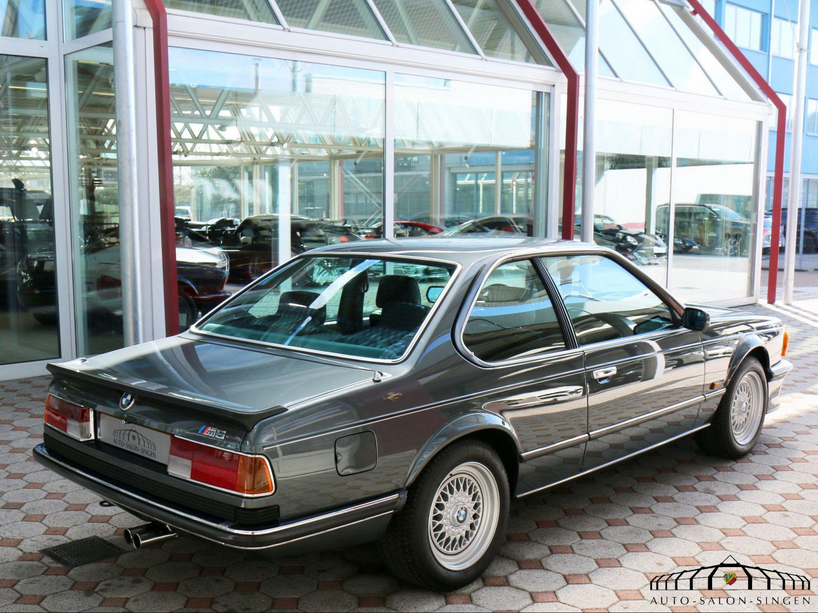 Bmw M 635 Csi Coupe Auto Salon Singen