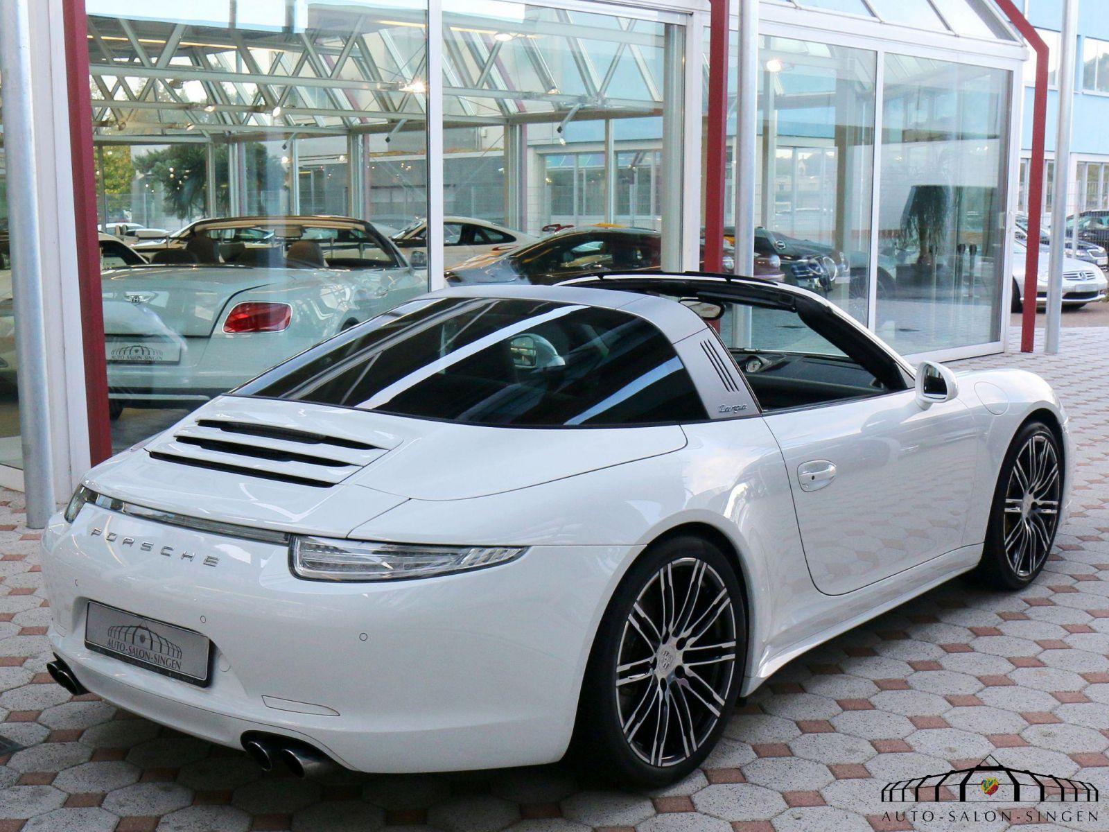 991 Targa Essai Porsche 911 Targa 4 Gts La Recette Du Plaisir